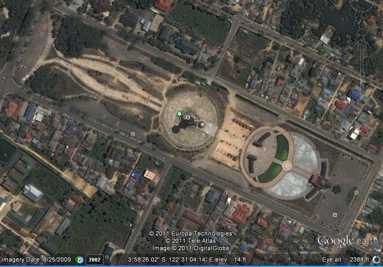 Tak Dibuang Sayang Arena Mtq Musisi Kendari Kota Melingkari Sebuah