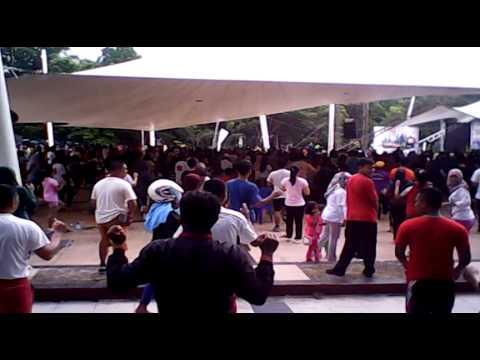 Taman Kota Kendari Senam Pagi Youtube