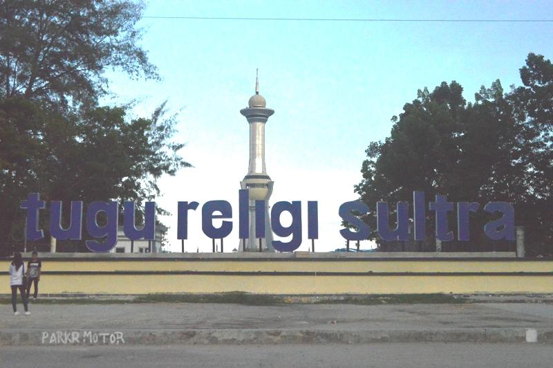 Tugu Persatuan Berganti Nama Menjadi Religi Sultra Setujukah Kendari Pos