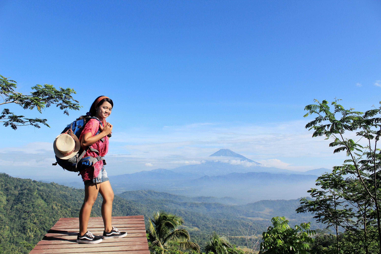 Backpacker Candi Borobudur Punthuk Mongkrong Bukit Rhema Kota Magelang