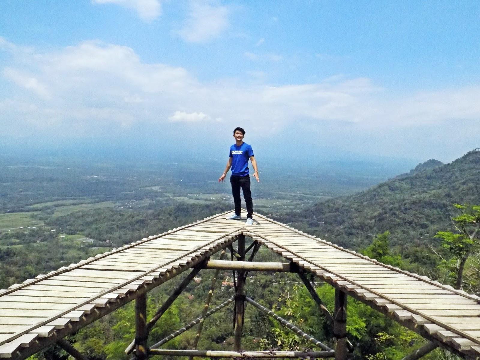 Punthuk Mongkrong Spot Indah Nuansa Alam Magelang Kota