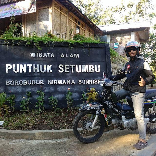 Spot Keren Punthuk Mongkrong Magelang Jawa Tengah Rute Kota