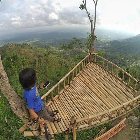 Tak Kalah Yogyakarta Magelang Punya Objek Wisata Super Keren Punthuk