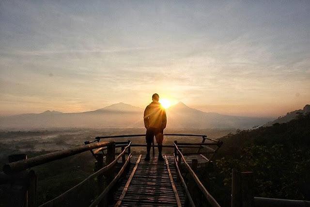 Top 17 Tempat Wisata Magelang Direkomendasikan Punthuk Gupakan Mongkrong Kota