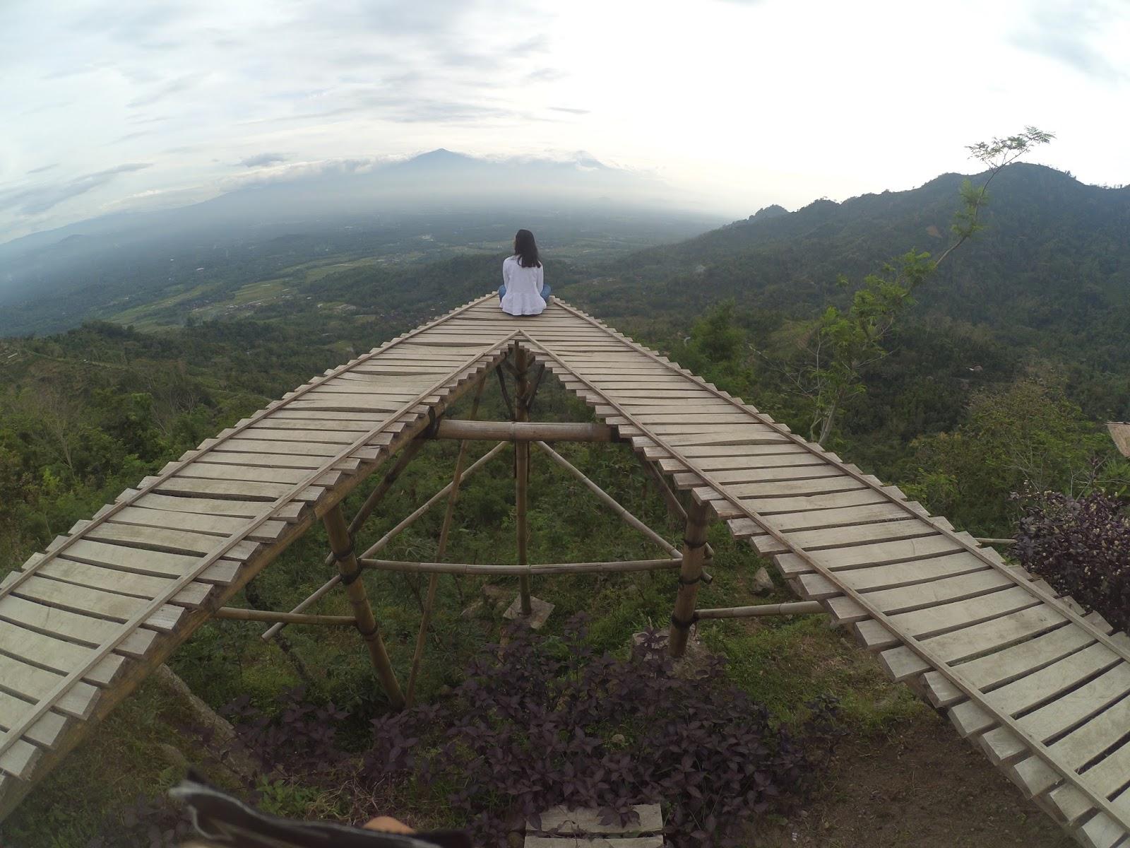 Travelling Life Punthuk Mongkrong Sukmojoyo Curuk Watuploso Giritengah Borobudur Kota