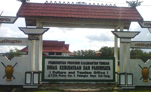 Carut Marut Honor Juru Pelihara Benda Purbakala Kalteng Tabloid Dinas