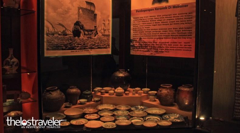 Dua Museum Mencintai Kesunyian Independent Traveler Lengang Kota Makassar Mahir
