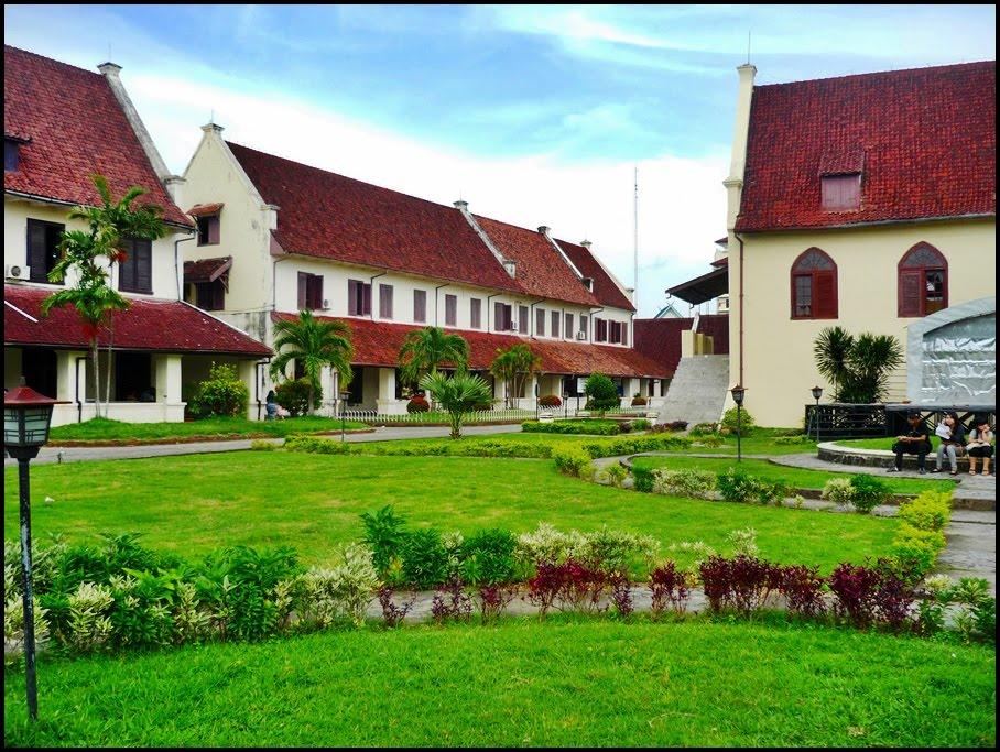 History Fort Rotterdam Daily Makassar Balai Pelestarian Peninggalan Purbakala Kota