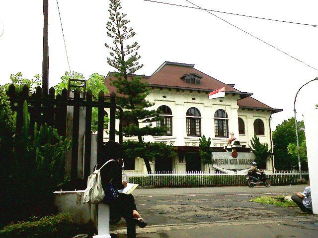 Indonesia Sketchers Makassar Hasil Skecthing Sharing 05 Lokasi Sket Sebuah