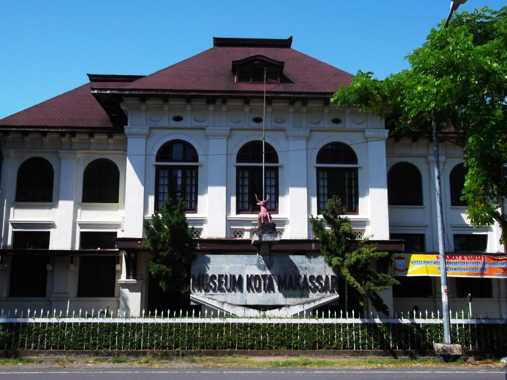 July 2013 Kekunaan Museum Kota Makassar Balai Pelestarian Peninggalan Purbakala