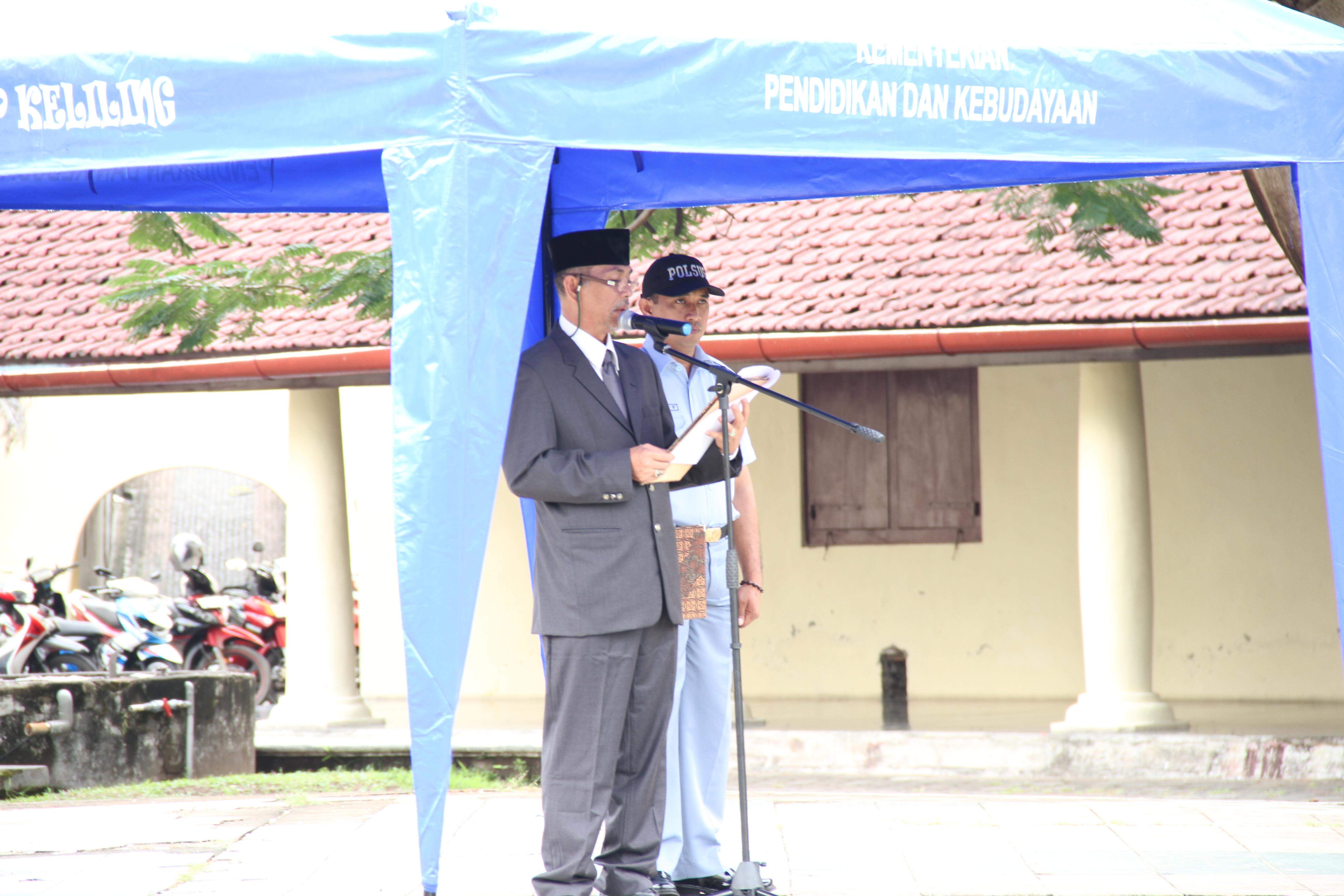 Peringatan Hari Ulang Purbakala 101 Bpcb Makassar Balai Kepala Membacakan