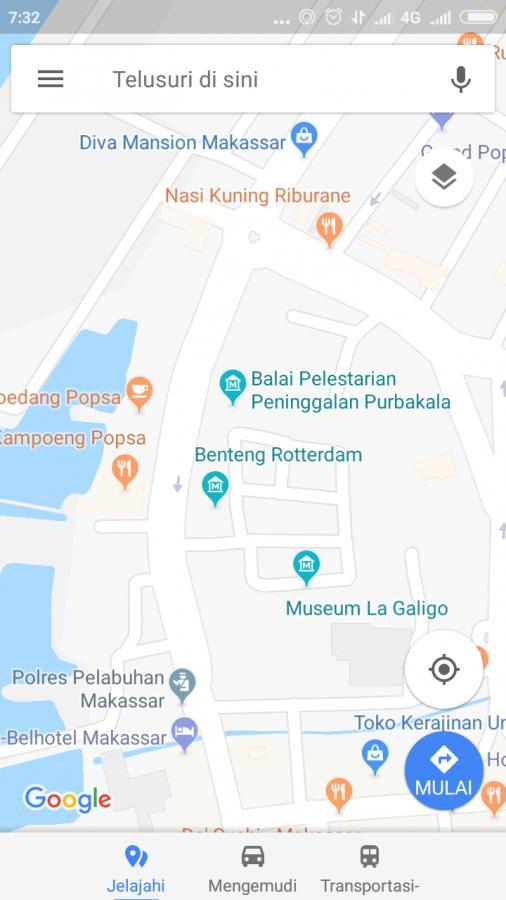 Ruko Dijual Jl Ujung Pandang Dekat Benteng Roterdam 1 4