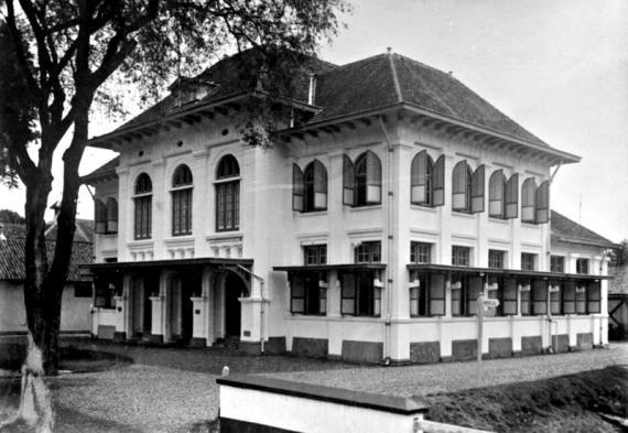 Sekilas Museum Kota Makassar Sipakainga Bangunan Difungsikan Sebagai Kantor Gemeente
