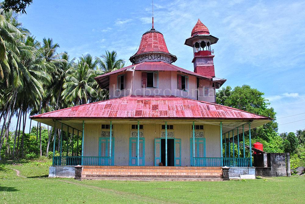 Studi Teknis Pemugaran Masjid Tua Una Balai Pelestarian Cagar Peninggalan