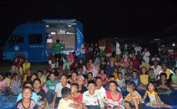 Tentang Balai Pelestarian Cagar Budaya Sulawesi Selatan Bioskop Keliling Kelurahan