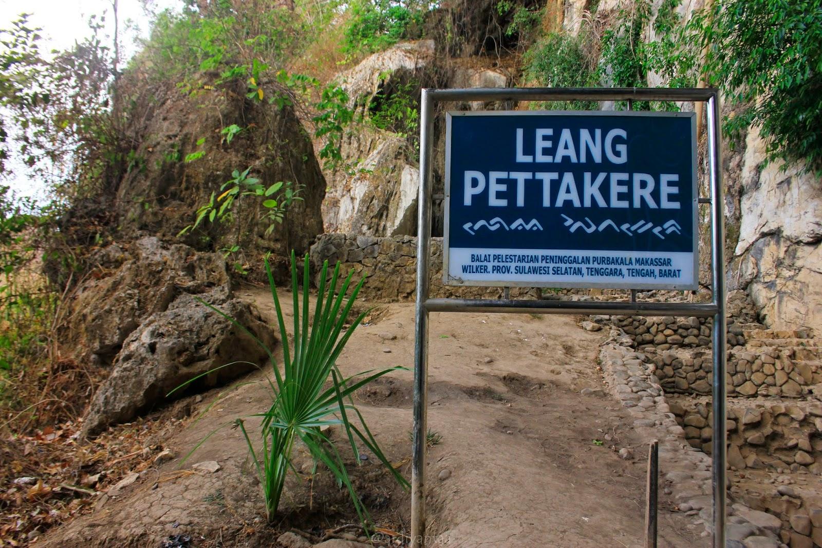 Terlempar Silam Taman Purbakala Leang Ardiyanta Satu Berada 300 Sebelah