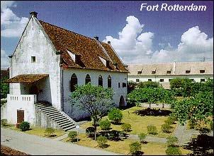 Benteng Fort Rotterdam Rudisony Kota Makassar