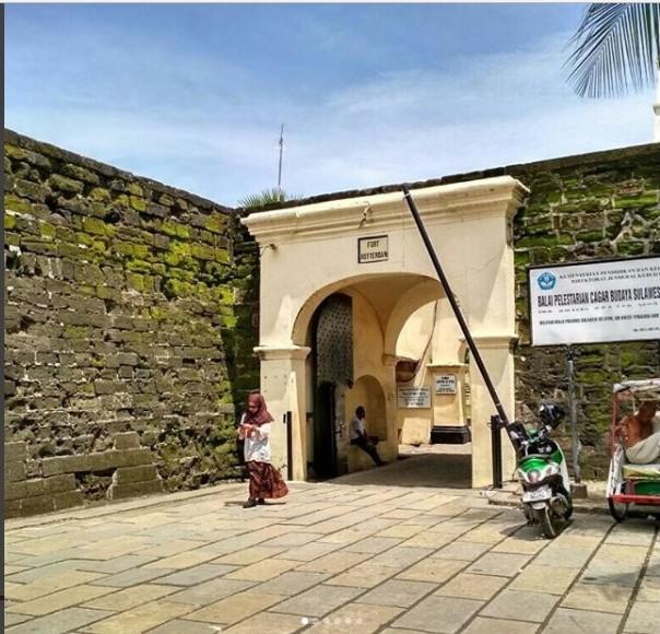 Benteng Fort Rotterdam Selfie Ala Noni Belanda Sekalian Belajar Sejarah