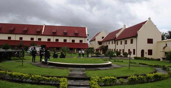 Fort Rotterdam Makassar Indonesia Raja Alam Indah Benteng Ujung Pandang