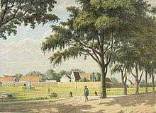 Fort Rotterdam Wikipedia Late 19th Century Benteng Kota Makassar