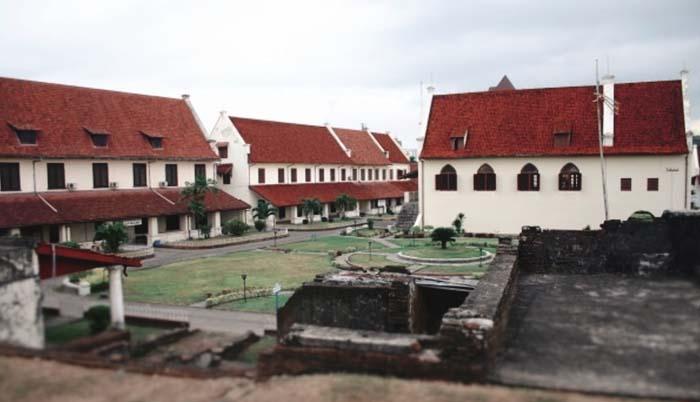 Fort Rotterdam Wisata Makassar Bernuansa Sejarah Benteng Ujung Pandang Kota