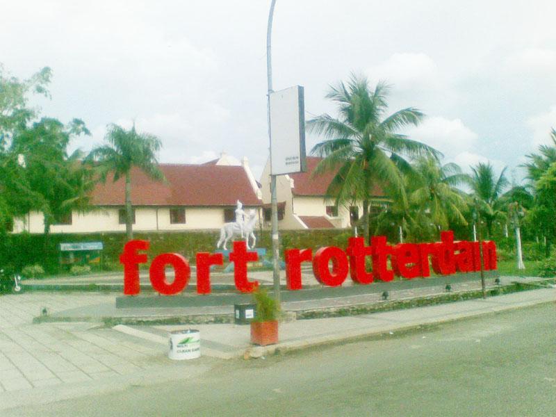 Info Terselubung Mengabadikan Nama Fort Rotterdam Pemberian Kolonial 13321617051657837559 Benteng