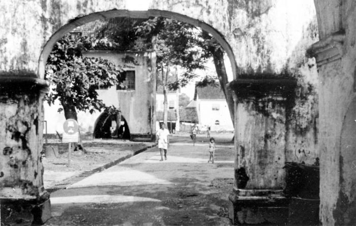 Koleksi Foto Benteng Fort Rotterdam Makassar Indonesia Jaman Dulu Kota