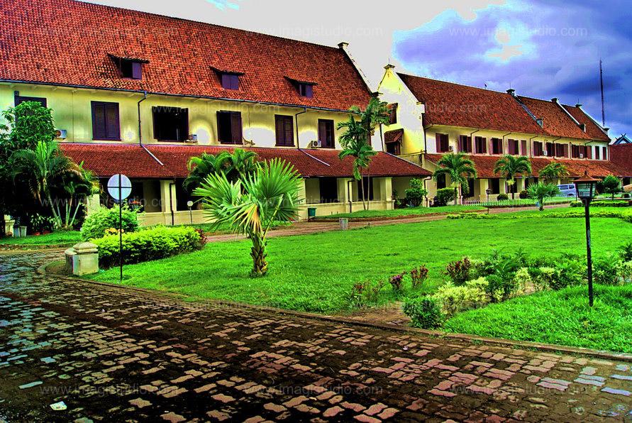 Mengenal Sejarah Benteng Fort Rotterdam Panduan Wisata Keliling Kota Makassar