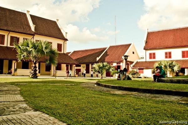 Menikmati Senja Fort Rotterdam Ipul Ji Indonesiana Benteng Kota Makassar