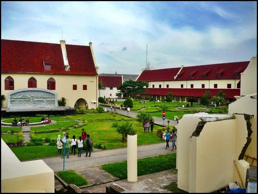 Sejarah Berdirinya Benteng Fort Rotterdam Makassar Wisata Kota