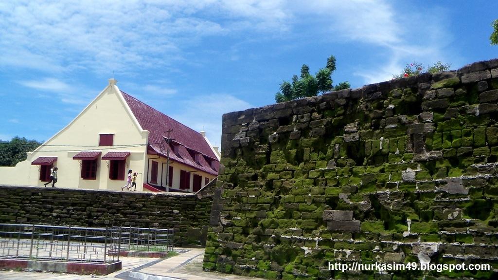 Sejarah Kota Makassar Benteng Ujung Pandang Fort Rotterdam Indonesia