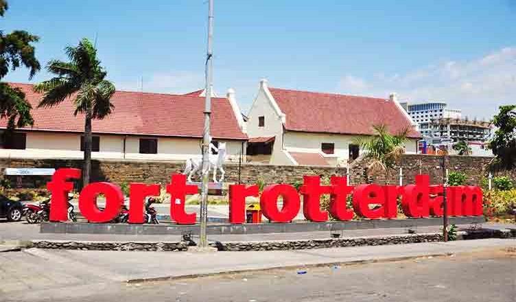 Sistem Registrasi Nasional Cagar Budaya Benteng Rotterdam Fort Kota Makassar