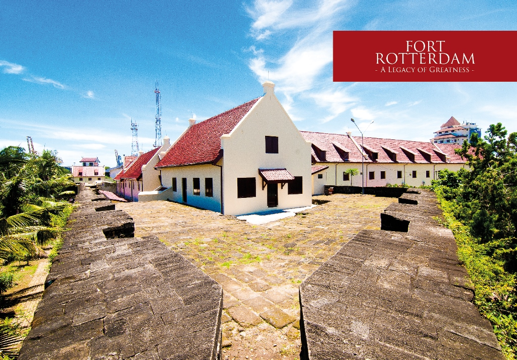 Travelling Benteng Fort Rotterdam Jejak Penjajahan Belanda Bumi Makassar Keepo