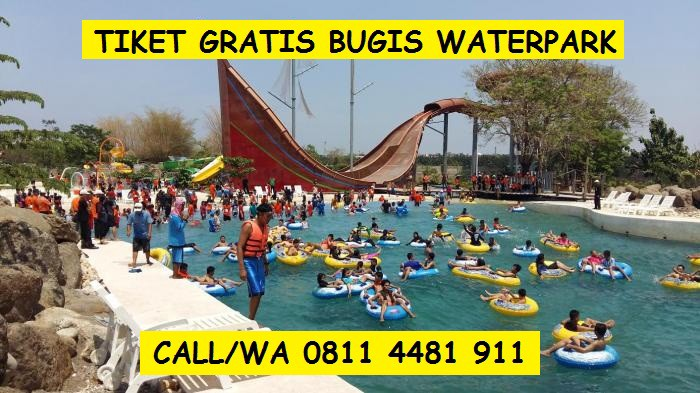 0811 4481 911 Bugis Waterpark 2017 Tiket Gratis Call Center