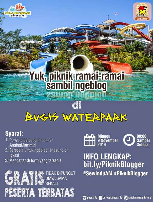 Aladzani Media Bugis Waterpark Adventure Makassar Water Park Kota