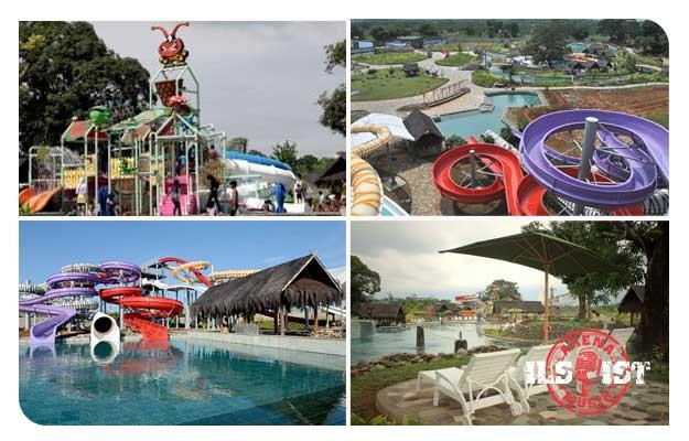 Bugis Water Park Taman Air Terbesar Makassar Panduan Wisata Kolam
