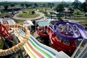 Bugis Waterpark Bukit Baruga Atang Makassar Water Park Kota