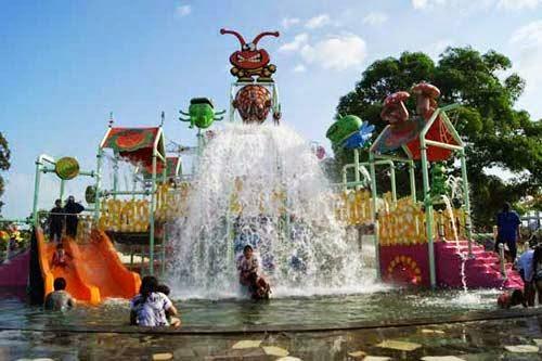 Bugis Waterpark Makassar Guide Panduan Wisata Sulawesi Selatan Water Park
