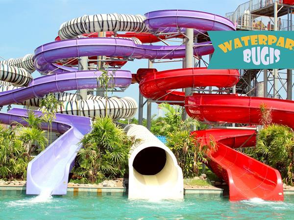 Bugis Waterpark Swiss Belhotel Makassar Water Park Kota