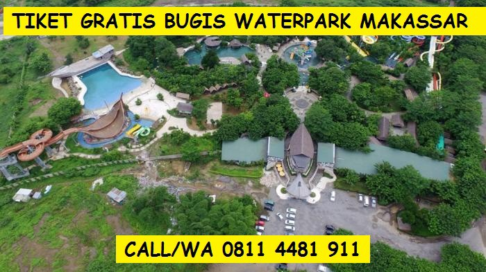 Bugis Waterpark Tiket Gratis Medium Adventure Makassar Alamat Antang Water