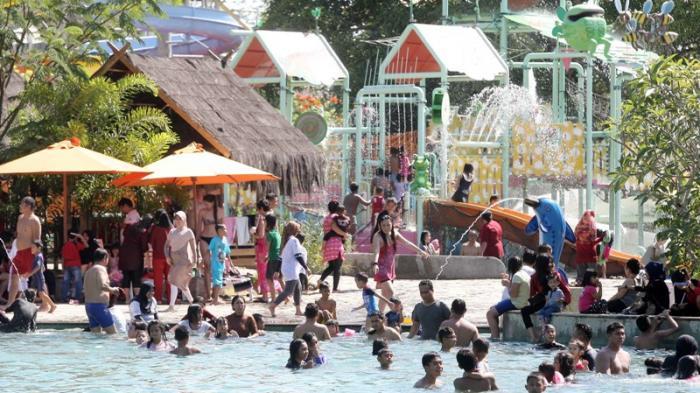 Nginap Hotel Sahid Makassar Gratis Bugis Waterpark Tribun Timur Water