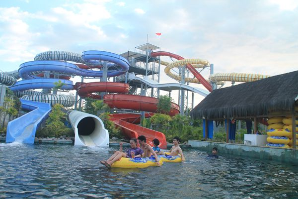 Tiket Bugis Waterpark Makassar Wahana 2018 Travels Body Slide Water