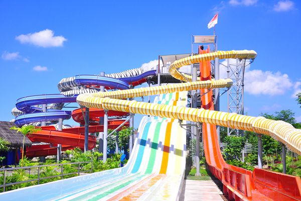 Tiket Bugis Waterpark Makassar Wahana 2018 Travels Slide 1 Water