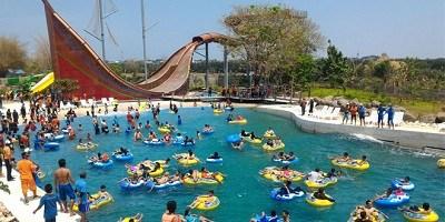 Tour Travel Bugis Waterpark Mencakup Tiga 3 Zona Kampong Rilau