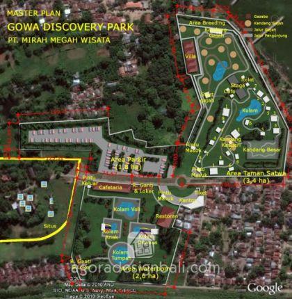 Gowa Discovery Park Berbagi Kebaikan Master Plan Kota Makassar