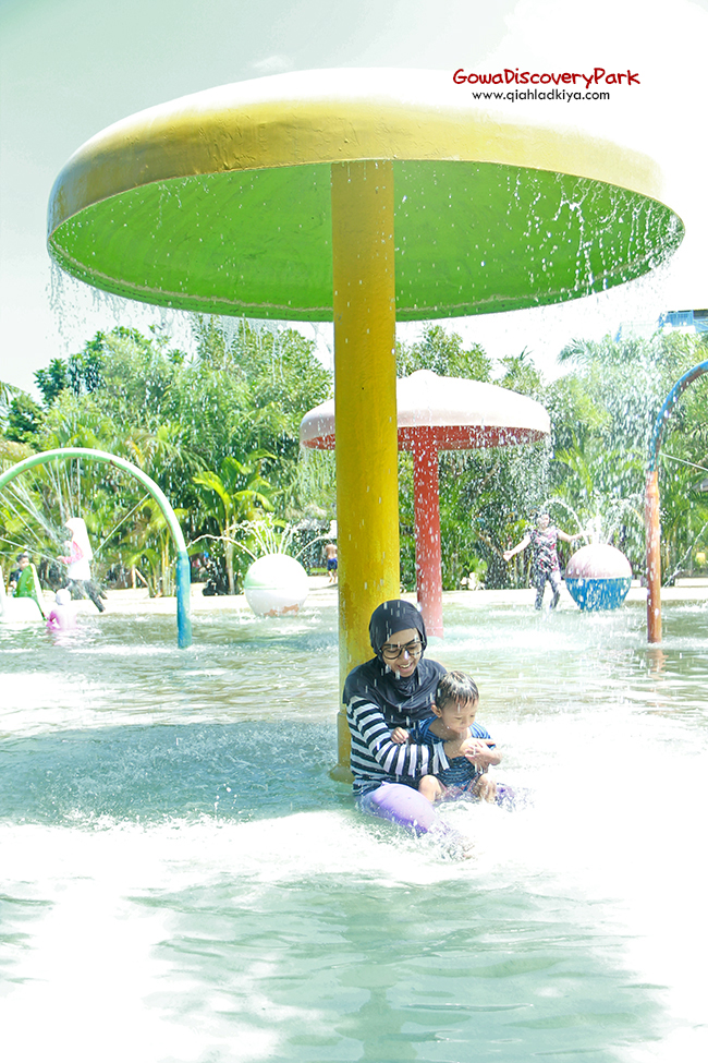 Gowa Discovery Park Daily Lifestyle Blog Zilqiah Angraini Alhamdulillah Liburan