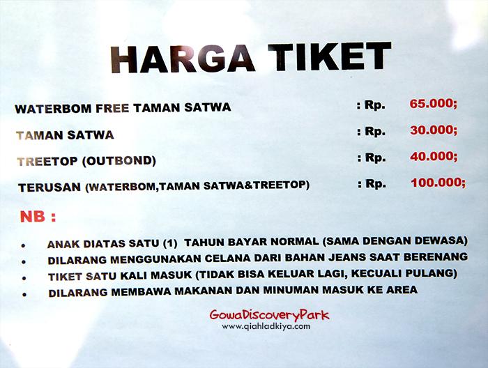 Gowa Discovery Park Daily Lifestyle Blog Zilqiah Angraini Kota Makassar