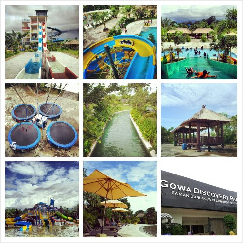 Gowa Discovery Park Kabar Kota Makassar