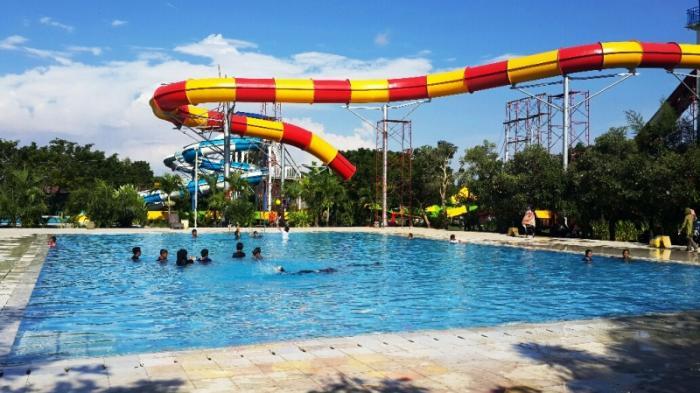 Gowa Discovery Park Makassar Waterboom Taman Burung Lokasinya Dekat Benteng