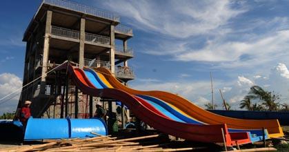 Tempat Wisata 2012 Sulawesi Selatan Taman Gowa Kepala Dinas Pariwisata